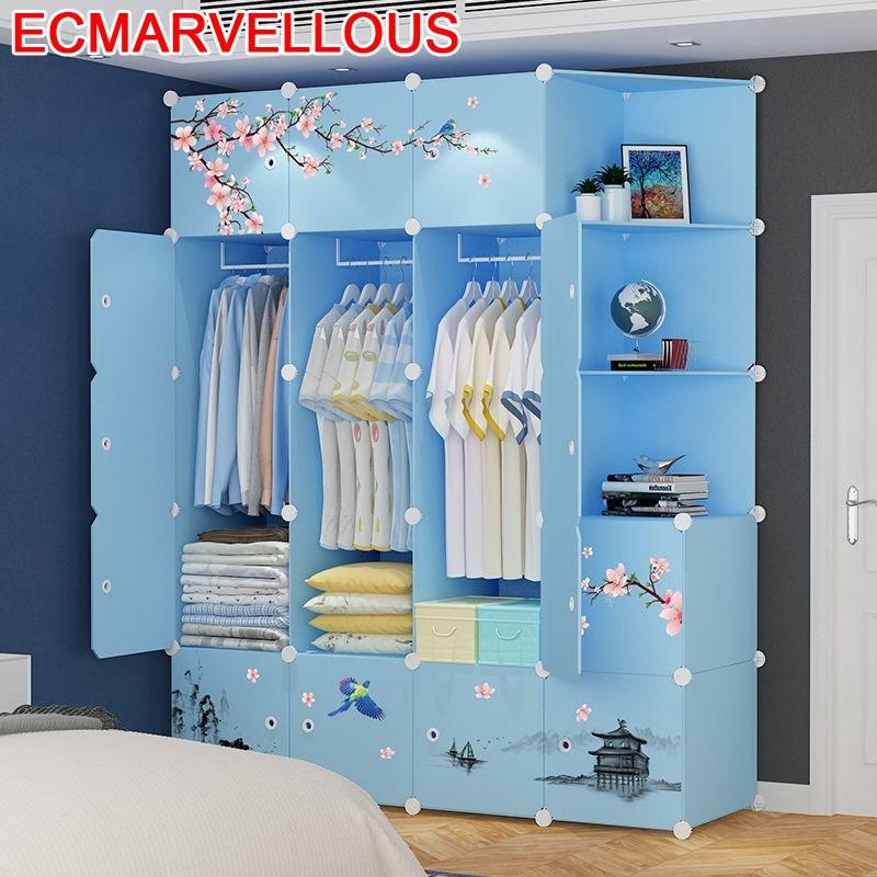 Szafa Gabinete Meble Rangement Armoire Chambre Mobili Per La Casa Guarda Roupa Mueble De Dormitorio font