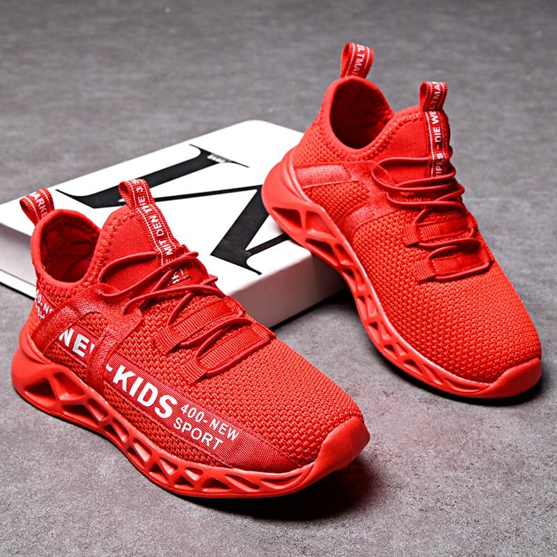 Kids Sport Shoes Spring Autumn Running