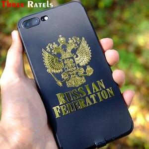 Image 4 - Üç Ratels MT 015 #98*80mm 80*65mm 1 2 adet metal nikel araba sticker çift başlı kartal arması rus ulusal
