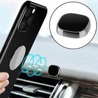 New Practical Super Suction Mini Magnetic Car Phone Holder For Car Mobile Cell Phone Holder Stand Wholesale Quick delivery CSV
