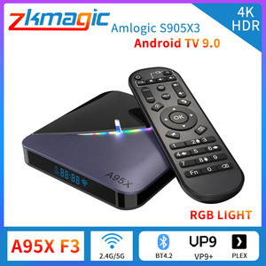 A95X F3 Android 9.0 Tv Box RGB