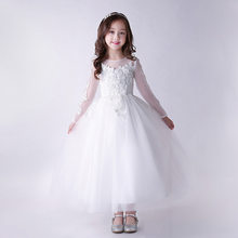 Valoraciones De Niña De 4 Blanco Vestido Largo Compras