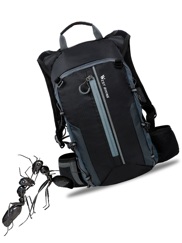 Cycling Backpack West-Biking Climbing Breathable Waterproof Outdoor-Sport