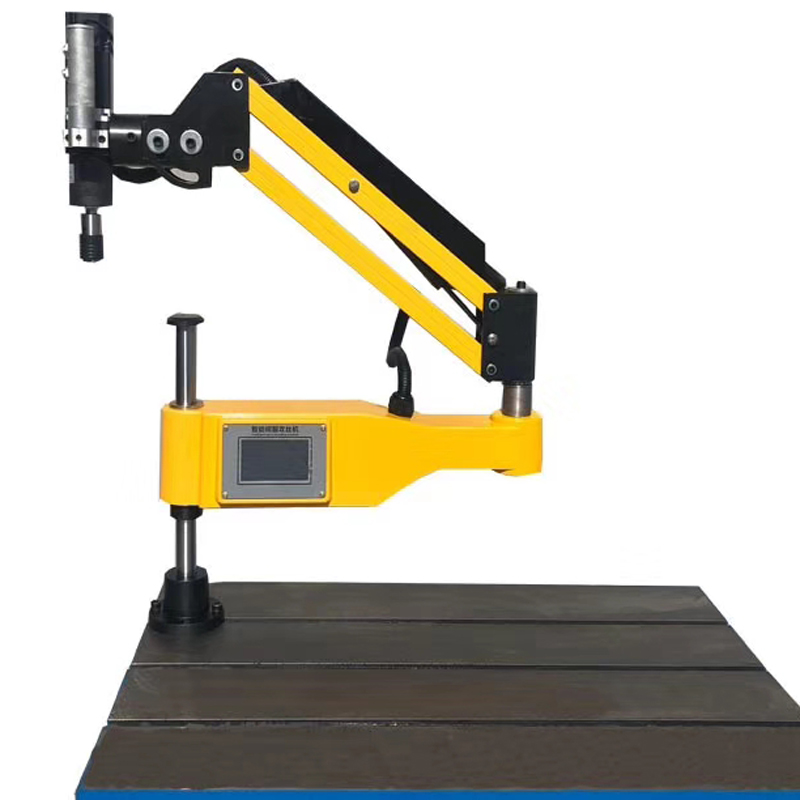 Cnc Drill And Tapping Machine Box Tapping Machine Bench Drilling Tapping Machine