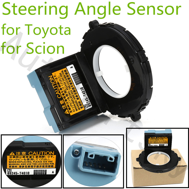 SINOCMP 89245-74010 Steering Angle Sensor Replacement for Toyota ...