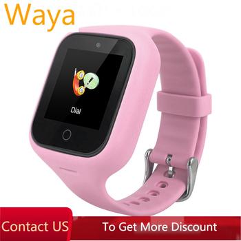 Waya S668 chroniący przed zgubieniem dziecięcy zegarek Tracker SOS inteligentny Monitoring pozycjonowanie telefon dziecięcy zegarek dziecięcy zgodny IOS Android tanie i dobre opinie WATECHGY CN (pochodzenie) Brak Na nadgarstek Zgodna ze wszystkimi 128 MB Przypomnienie o połączeniu Odbieranie połączeń