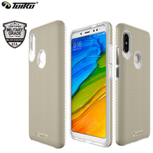 TOIKO X Guard Dual Layer Phone Case for xiaomi Redmi Note 5 Pro Note 5 Global Hard PC Soft TPU Shockproof Protective Armor Cover