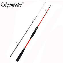 Spinpoler 1.5m 1.68m 1.8m Octopus fishing rod Spinning egi squid jig casting rod ultra light high carbon power 3kg/4kg pesca(China)