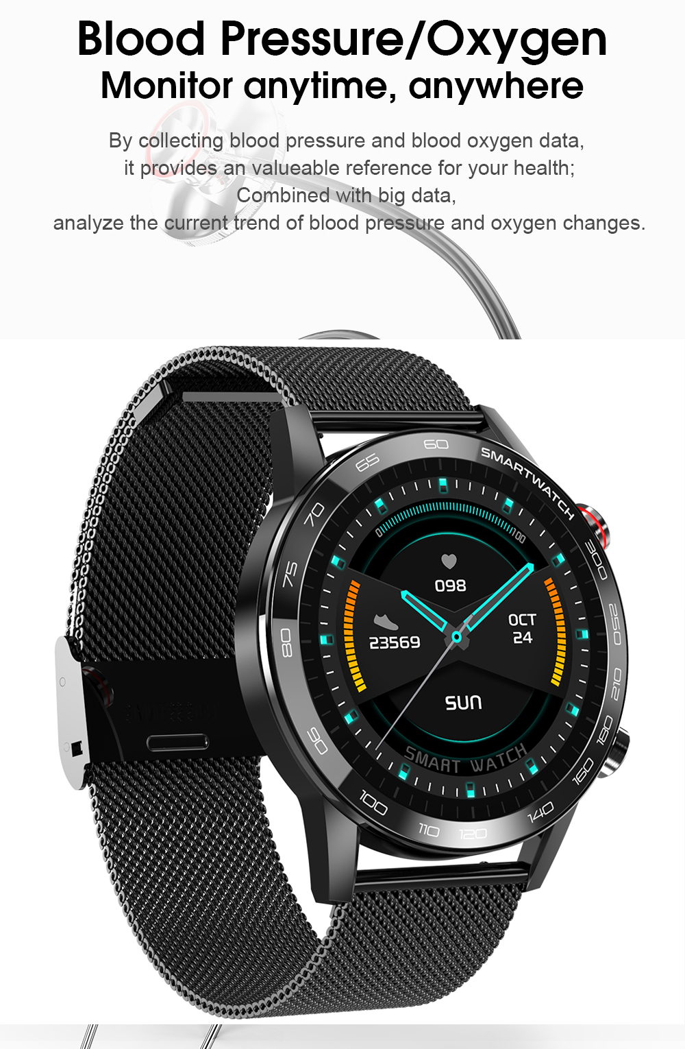 H8ac0bed4f4b6443a81f6269f2e9a117bQ Reloj Inteligente Hombre Smartwatch Ecg Ppg IP68 Smarthwatch Men Full Touch Smart Watch 2020 For Huawei Xiaomi Android Apple IOS