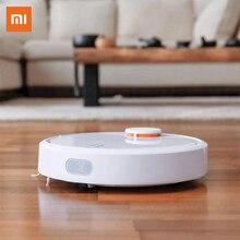 Робот пылесос Xiaomi Mi с Wi Fi, устройство для сухой чистки ковров, умное планирование, приложение для дистанционного управления