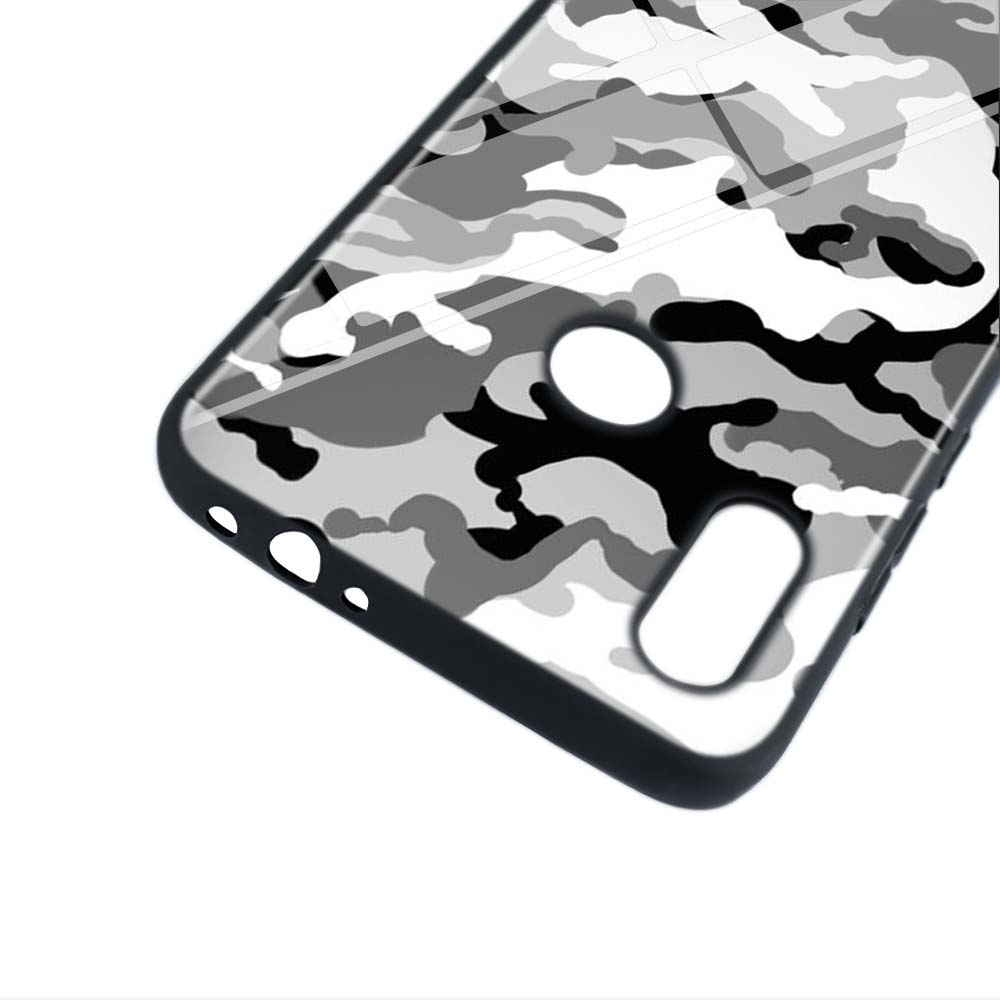 Army Camo Camouflage for Xiaomi Redmi Note 7 6 5 4X 4 K20 Pro for Redmi 7A 7 6A 6 S2 5 5A Plus Super Bright Glossy Phone Case in Fitted Cases from Cellphones Telecommunications