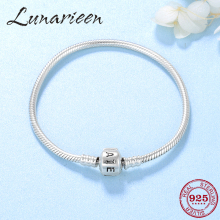 High Quality Authentic Charm Silver 925 Original Bracelet Fl