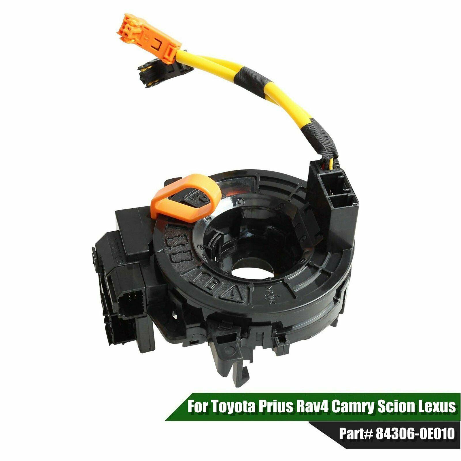 84306-0E010 Spirale Kabel Uhr Frühling Für Toyota Prius Rav4 Camry Scion Lexus