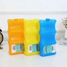 Термосумка для молока для новорожденных, заполненная водой коробка для грудного молока, коробка для льда, свежая сумка для хранения, аксессуары, 3 цвета, опционально 600 мл BNA004