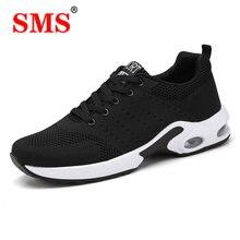 Sms Новая мужская обувь для бега легкие кроссовки дышащая Спортивная