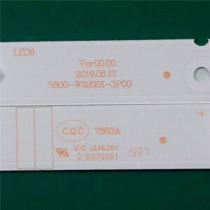 Image 3 - A iluminação conduzida da tevê para as barras 32les71t2 de erisson 32les70t2 conduziu a luz de fundo tiras linha régua 5800 w32001 3p00 0p00 ver00.00 rdl320hy