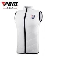 Men Sleeveless Golf Vest Jacket Winter Keep Warm Thicken Vest Coat Man Lightweight Soft Sports Coat Jacket M XXL D0833