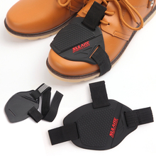 Boot-Cover Motorcycle-Gear-Shift-Cover Shoes Shifter-Guards Protective-Leather Pedal