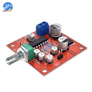 Image 1 - PT2399 Digital Microphone Amplifier Board Reverberation Module Microphone Placa Pre Amplificador Reverb Board Volume Control
