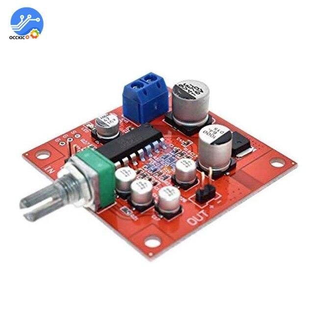 PT2399 Digital Microphone Amplifier Board Reverberation Module Microphone Placa Pre Amplificador Reverb Board Volume Control