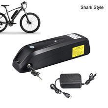 Ebike Battery Case 48v Battery 12.5ah 13ah 16ah Scooter Battery 36v 13ah 15ah Hailong LG 18650 Electric Bike Battery + Charger(China)