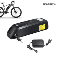 Ebike Battery Case 48v Battery 12.5ah 13ah 16ah Scooter Battery 36v 13ah 15ah Hailong LG 18650 Electric Bike Battery + Charger