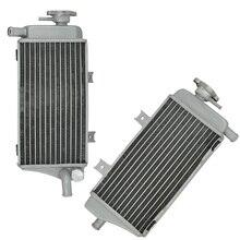 Cooler Motorcycle-Parts Honda Crf450x Radiator Motor-Bike Aluminium for Right