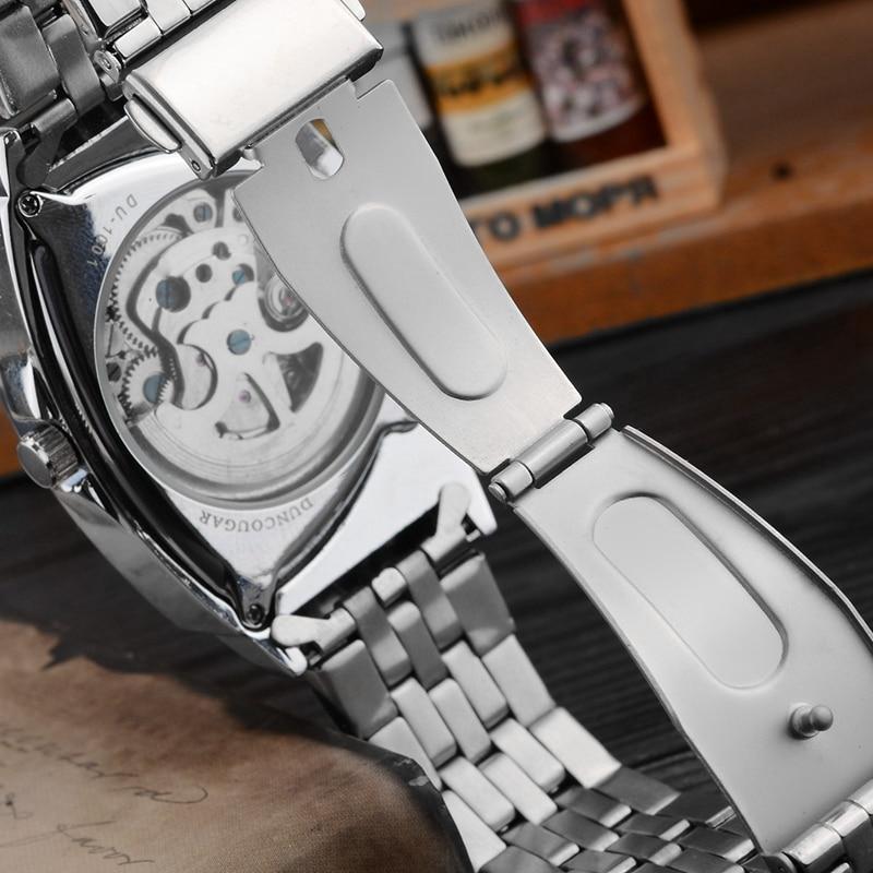 H8ac3398c65c04f0f8099422cfe9f369e6 Men Watch Hollow Triangular Mechanical Watches Stainless Steel Men's Wristwatches Fashion Brand Men Clock Male Dropshipping!!!