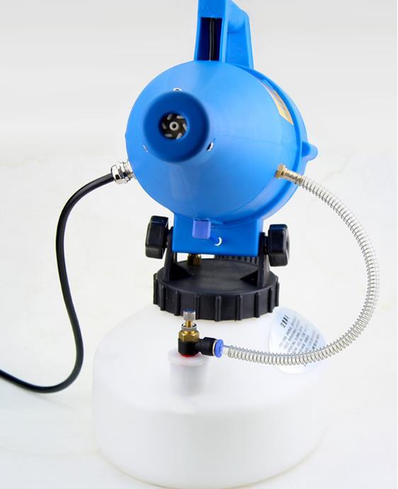 220V 4.5L Portable ULV Electric Sprayer Atomizer Nebulizer Disinfector Drug Sprayer