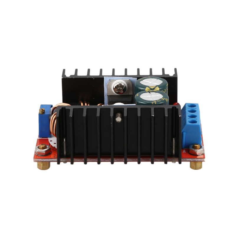 150W Boost <font><b>convertitore</b></font> DC-DC 10-32V a 12-35V Step Up Tensione Charger Module TE302 image