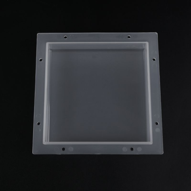 Transparent Waterproof Anti Rain Dust Cover Access Control Protective Shell Fase Mask Entrance Guard Device Accessories LX9A