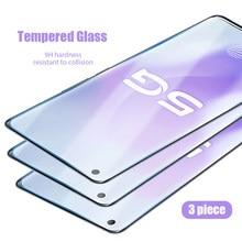 3 Pcs! 9H HD Protetores de Tela Para Vivo V19 V15 X23 X50 Vidro De Proteção para Vivo Y97 Y93S Y91 Y83 Y79 Y75 Y67 Y66 Y55 Y50 Vidro