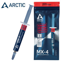ARCTIC MX-4 AMD Intel processor CPU Cooler Cooling Fan Thermal Grease VGA Compound Heatsink Plaster paste цена
