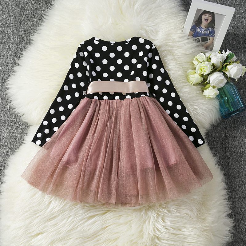 H8ac54416d7f3413e925d64ef1a562093O Brand Girls Clothes Super Star Design Baby Girls Dress Party Dress For Children Girls Clothing Tutu Birthday 3-8 Years Vestidos