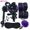Nylon 11pcs Purple