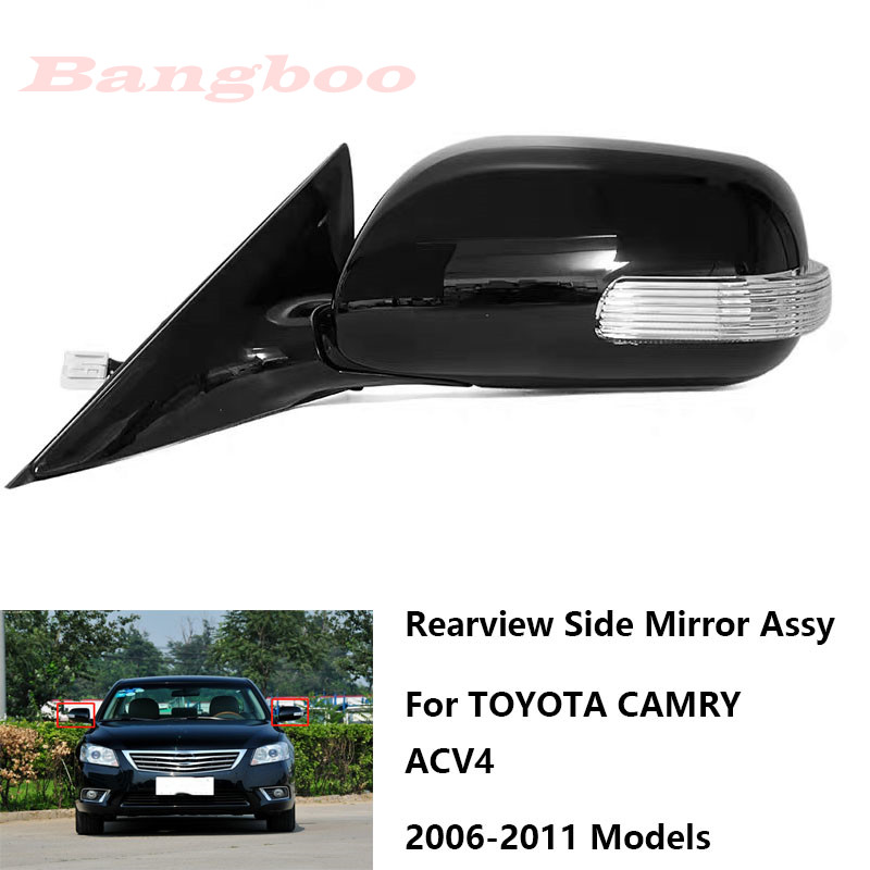 ABS Rear View Power Mirror Control Switch 84872-52040 for Toyota Corolla Camry