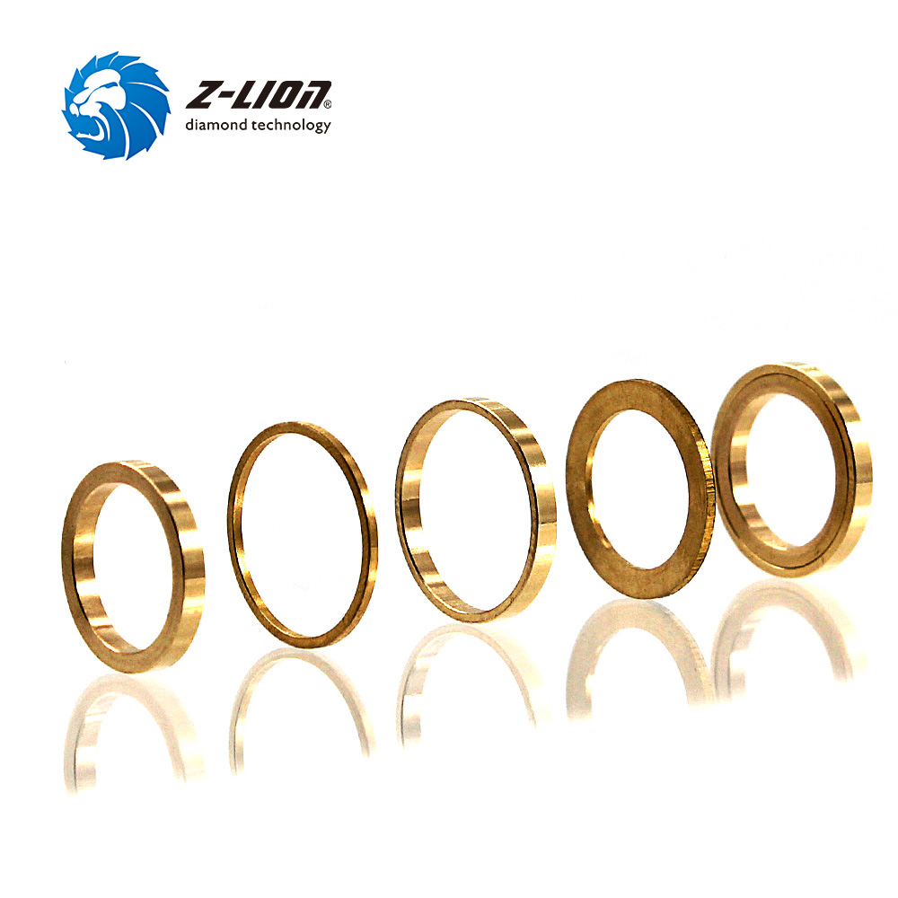 Z-LION 22.23/20/16mm Copper Adapter Washer Diamond Saw Blade Adapter Ring Cutting Disc Gasket Circular Saw Blade Conversion Tool