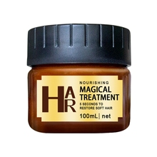 100ML Hair Treatmen Hair Straightening Repair Care Mask Smoothing Treatment Shiny Hair Conditioners