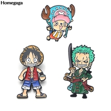 Homegaga Anime Badge Metal Lapel Pins Enamel Badge Brooches Lapel Pin Jacket Badge Anime Pins Gift for Anime Lovers D2546