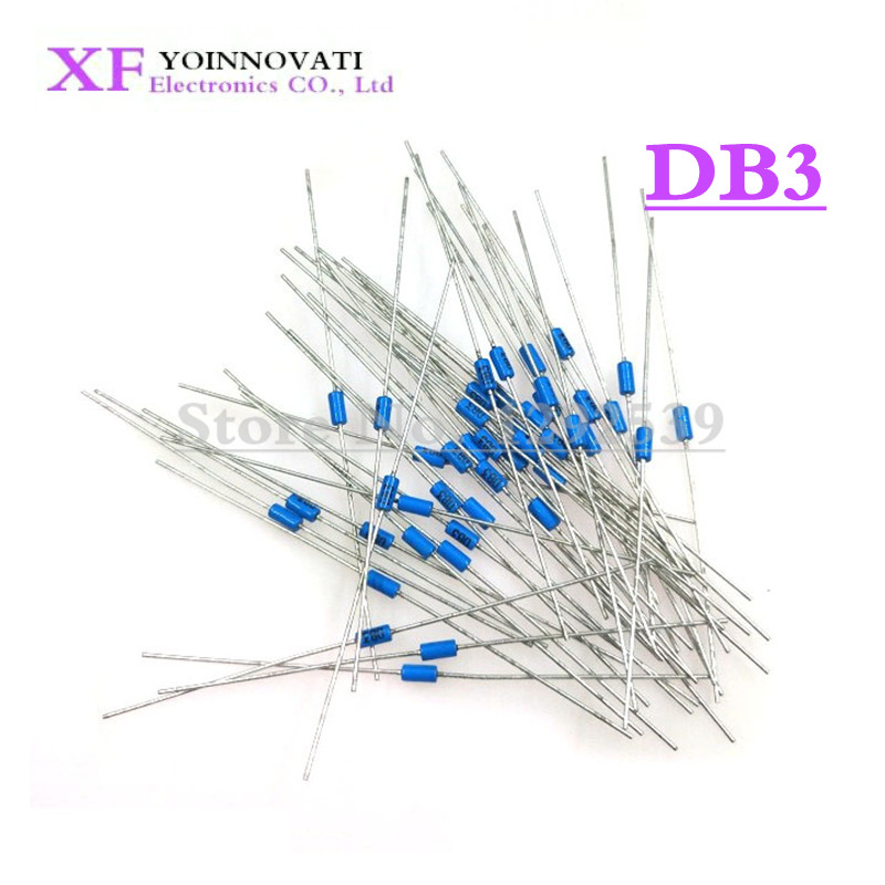 100PCS DB3 DB-3 DO-35 Diac DO-204AH New original