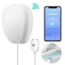 New Hot WiFi Smart Home Water Monitor and Leak Detector Alarm Intelligent Y5JA