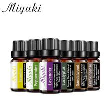 6Pcs/set 100% Pure Natural Aromatherapy Oils Kit For Humidifier Water-soluble Fr
