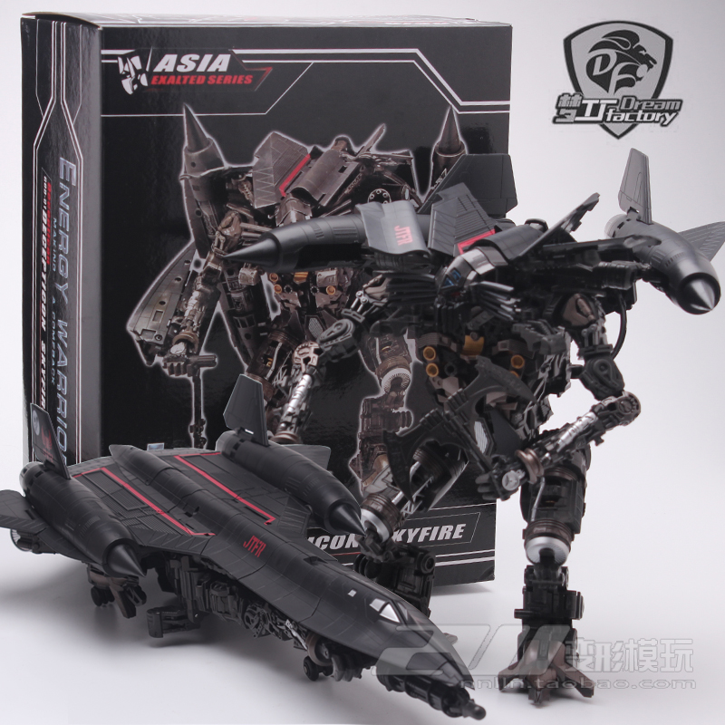 <font><b>Transformation</b></font> Movie <font><b>2</b></font> Revenge of the Fallen Jetfire Skyfire GOD01 Leader Japan Metal Coating Edition Action Figure Robot <font><b>Toys</b></font> image