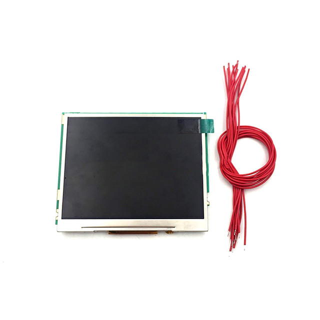 Full LCD Display Screen 3.5inch Highlight Screen Kit For Sega Game Gear GG Game Console Modification