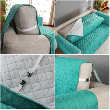1/2/3 Seat Sofa Covers For Protection From Pets 3 Chair And Sofa Covers