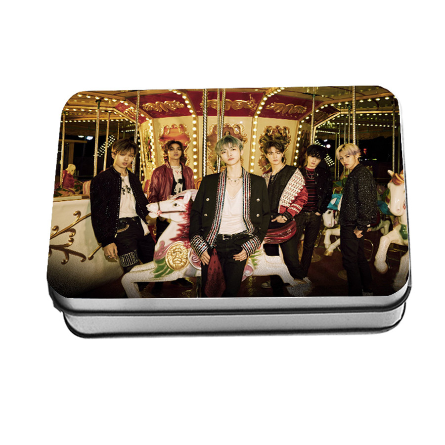 Kpop NCT DREAM The 3rd Album Reload 2020 Polaroid Lomo Cards HD Photocard Poster 40pcs