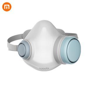 Image 1 - Xiaomi Woobi Viso Maschera di Filtro HEPA Pulito Respirazione Sicuro Respiratori del Blocco di Polvere PM2.5 Haze Anti Inquinamento Maschera di Aria Per Bambini per gli adulti