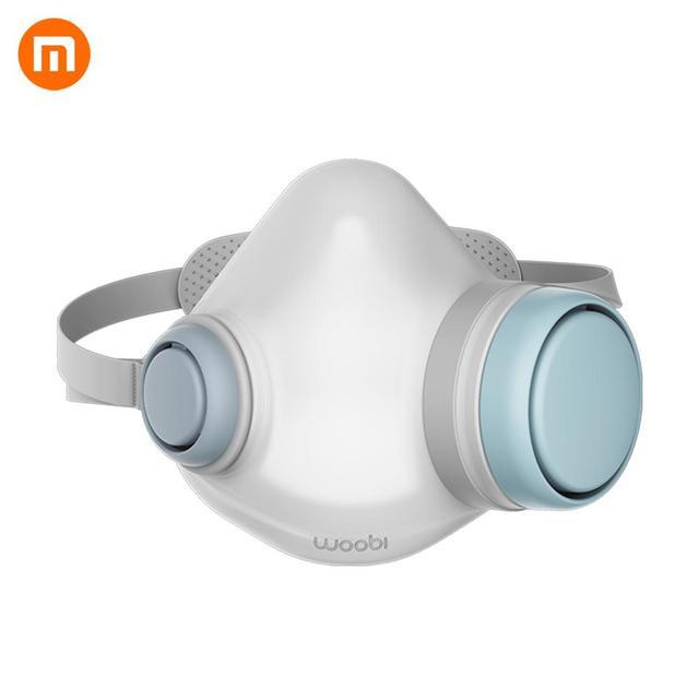 Xiaomi Woobi Viso Maschera di Filtro HEPA Pulito Respirazione Sicuro Respiratori del Blocco di Polvere PM2.5 Haze Anti Inquinamento Maschera di Aria Per Bambini per gli adulti