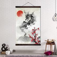 Современная Настенная Картина на холсте с рамкой постеры и принты