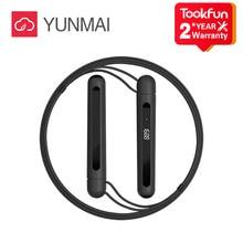 Xiaomi YUNMAI atlama ipi fitness profesyonel hız halat crossfit atlama ipi atlama için ayarlanabilir uzunluk boks sayacı